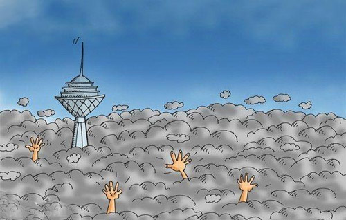 کاریکاتور-آلودگی-هوا-4
